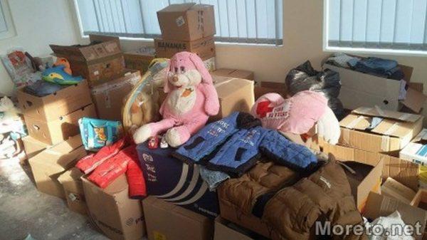 Във Варна събират дрехи в помощ на нуждаещи се