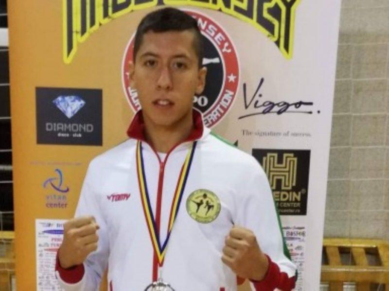 Варненец стана вицеевропейски шампион по муай тай в Румъния