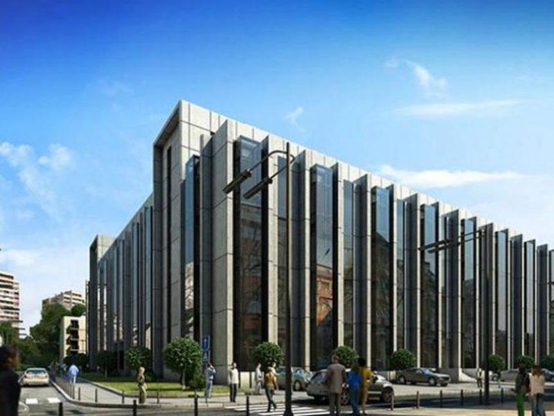 Новата съдебна палата на Варна ще бъде срещу затвора