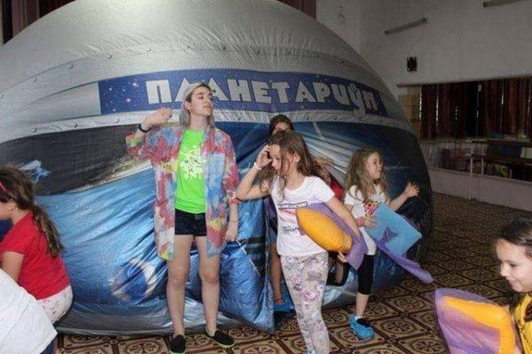 Космическо шоу за деца идва във Варна
