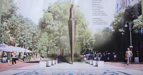 До една година може да е готов паметникът на моряка във Варна