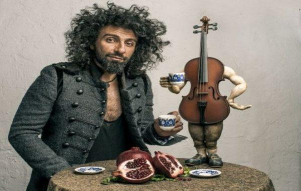 """Ливанският цигулар Ара Маликян закрива """"Варненско лято"""""""
