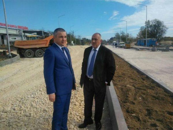 Кметът и премиерът с нова обиколка на ремонтите във Варна (СНИМКИ)