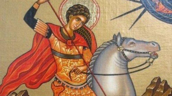 Почитаме Свети Димитър Солунски