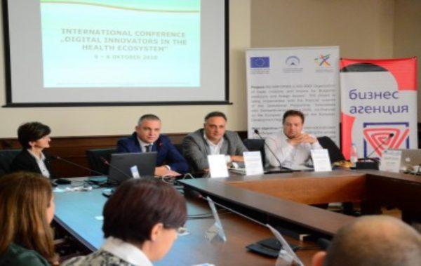 Конференция за дигиталните иноватори в здравната екосистема се провежда във Варна