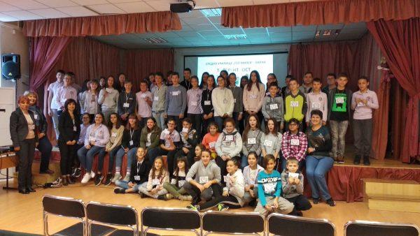 """Ученици от СУ """"Гео Милев"""" дават пример за толерантност"""