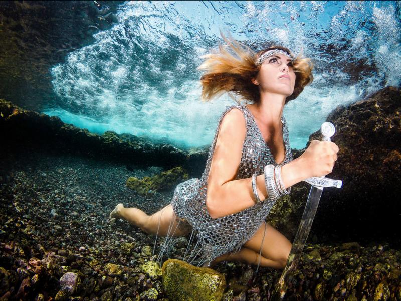 Как се правят подводни фотографии – разказва Юлиян Недев