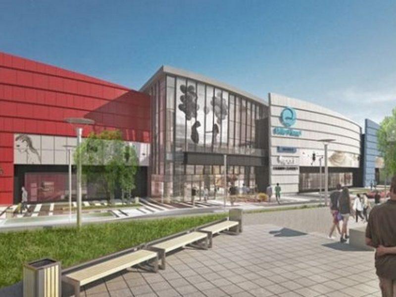 Пак отлагат откриването на новия мол във Варна (СНИМКИ)