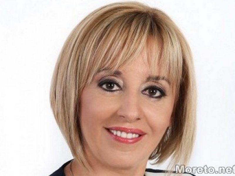 Нестандартно: Мая Манолова ще слуша болките на хората в бързия влак София – Варна