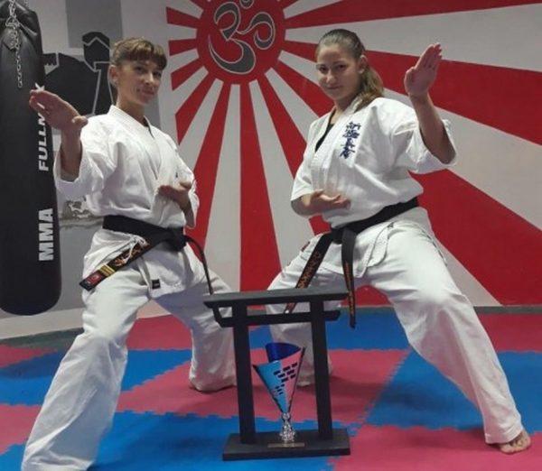 Варненка спечели бронзов медал на Европейското първенство по карате шинкиокушин