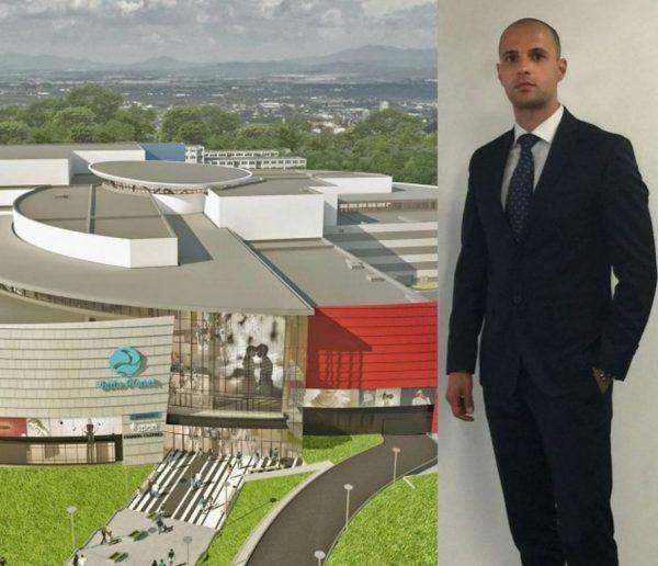 """Новият мол """"Delta Planet"""" ще грабва със зелени градини на покрива"""
