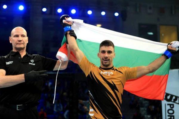 Варна има световен шампион по ММА (СНИМКИ)