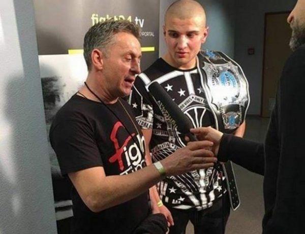 Варненец е двукратен шампион на Германия по кикбокс (ВИДЕО)