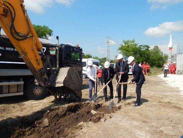 Нов завод изниква край Варна. Откриват се стотици работни места