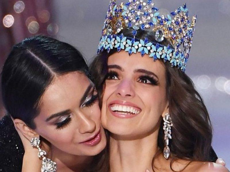 """26-годишна мексиканка е новата """"Мис Свят"""" (Галерия)"""