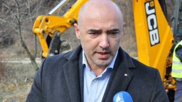 Кметът Николай Костадинов: Надявам се догодина най-модерният във Варна спортен комплекс да бъде завършен