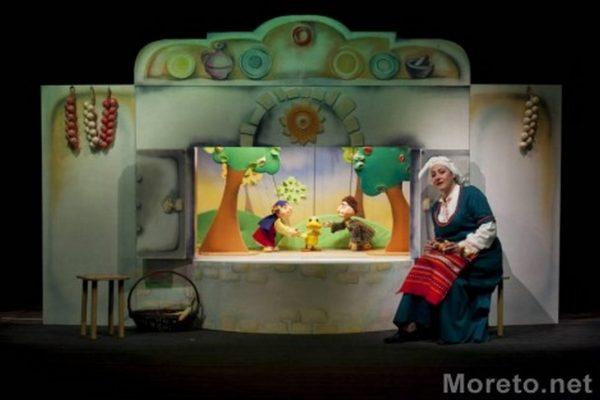 Любими детски пиеси ще радват през 2019 година най-младата театрална публика във Варна
