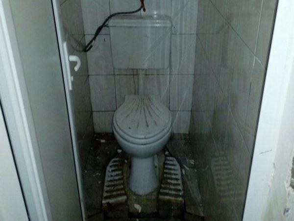 """Директорката на СУ """"Найден Геров"""" отговори на бащата за потреса в санитарните помещения"""