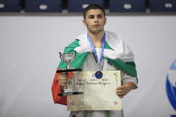 Грабнахме вицешампионска титла и 3 бронзови отличия от Световното по киокушин (СНИМКИ)