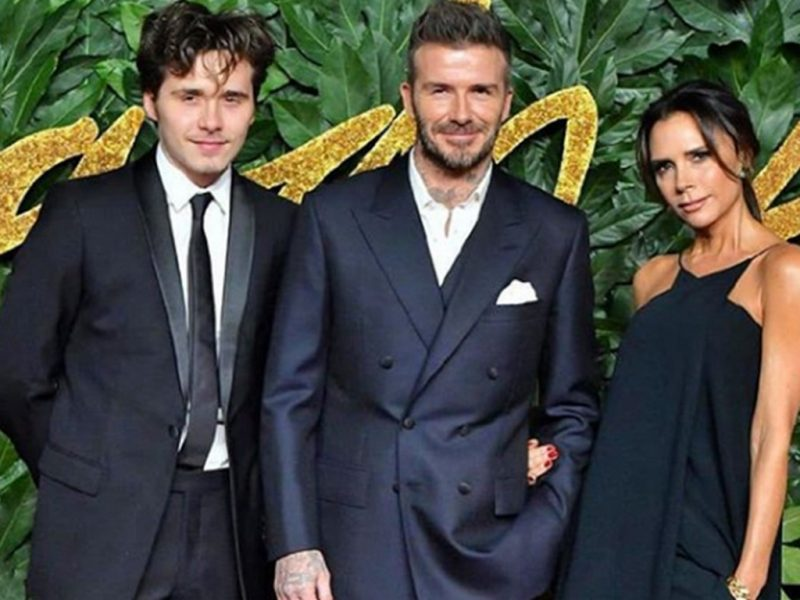 В царството на модата – по червения килим на Британските модни награди