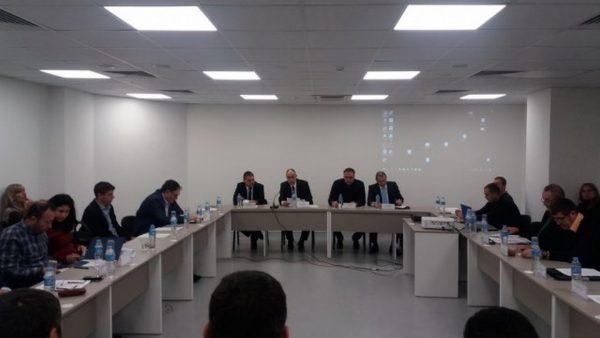 Стоян Пасев пое председателството на Регионалния съвет за развитие в Североизточен район