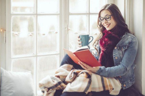 Вземете книга, с която да си починете от празничната суматоха
