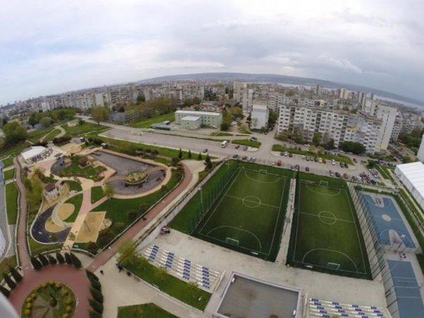 """Бъдещият спортен комплекс във """"Владиславово"""" – най-модерният в града"""