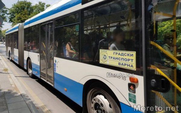 """Около 1 млн. лева загуба очакват от """"Градски транспорт"""" във Варна"""