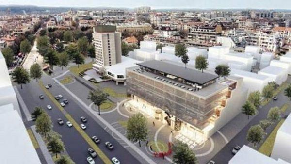 Търсят с търг кой да изгради новата библиотека на Варна