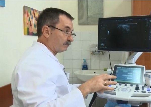 Модерен ехограф от ново поколение получи Катедрата по ортопедия към МУ-Варна