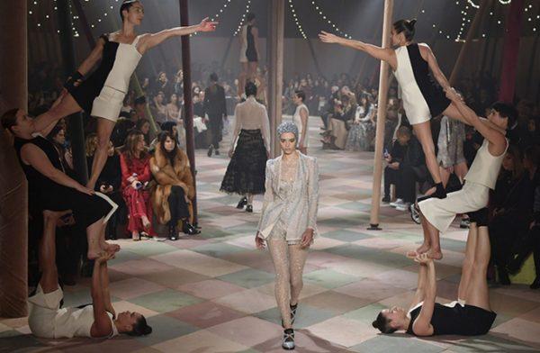 Dior ви кани на цирк
