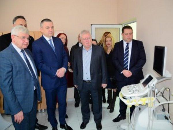 Министър Кирил Ананиев: Община Варна е пример за подкрепа на здравеопазването