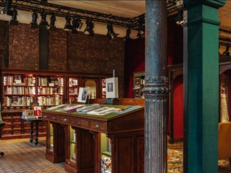 Gucci откри книжарница, която е SO GUCCI!