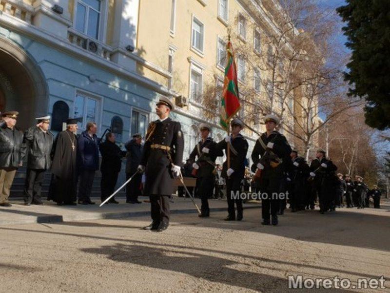 Военноморското училище във Варна организира Ден на отворените врати