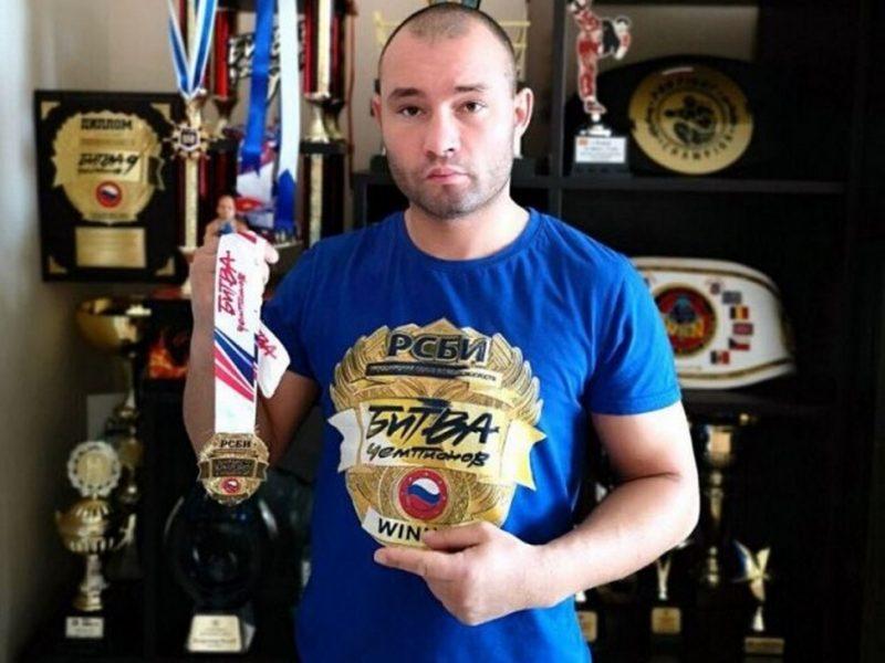 Владимир Вълев Питбула предлага на търг златния си медал