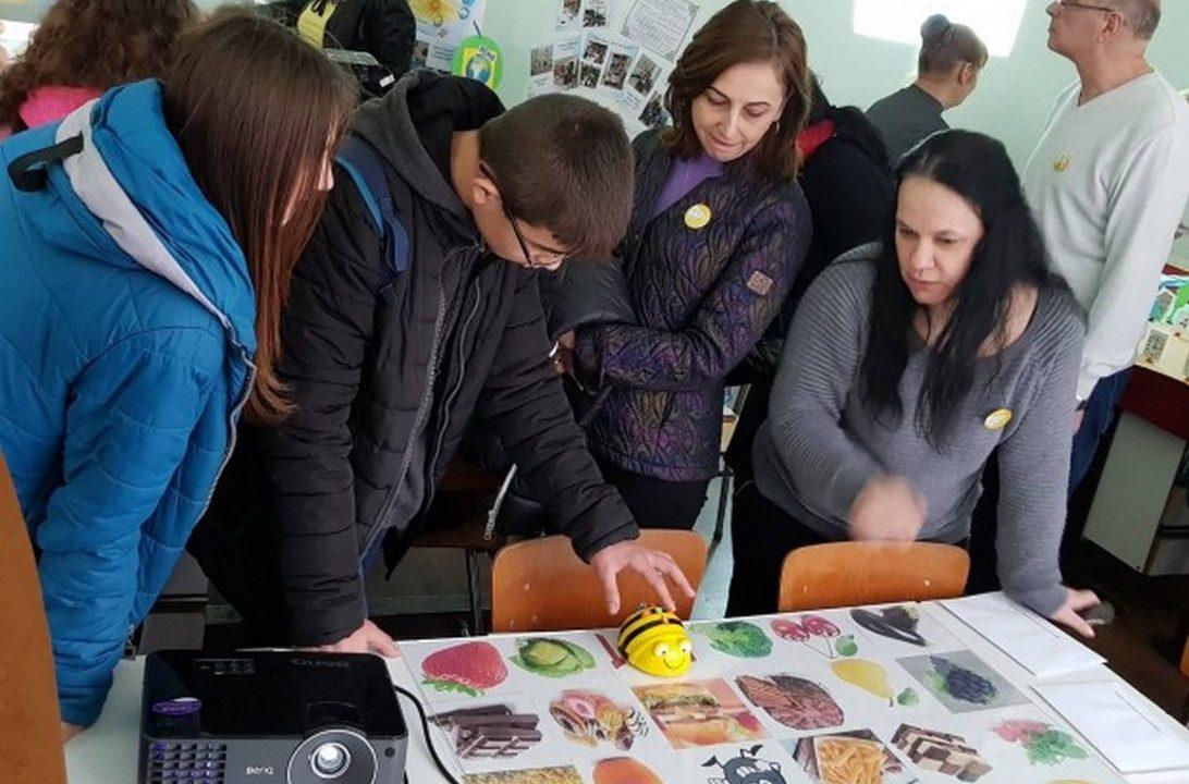 Уникален метод на обучение представиха във варненска детска градина