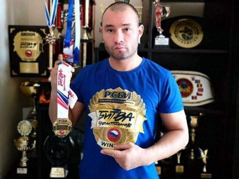 Владимир Вълев се раздели със златния си медал в името на добро дело