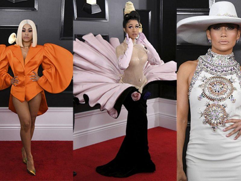 Модните недоразумения на наградите Грами