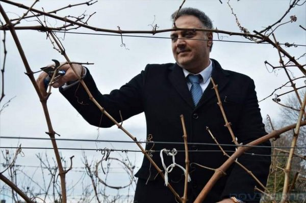 Стоян Пасев отбеляза празника Трифон Зарезан в Евксиноград (снимки)
