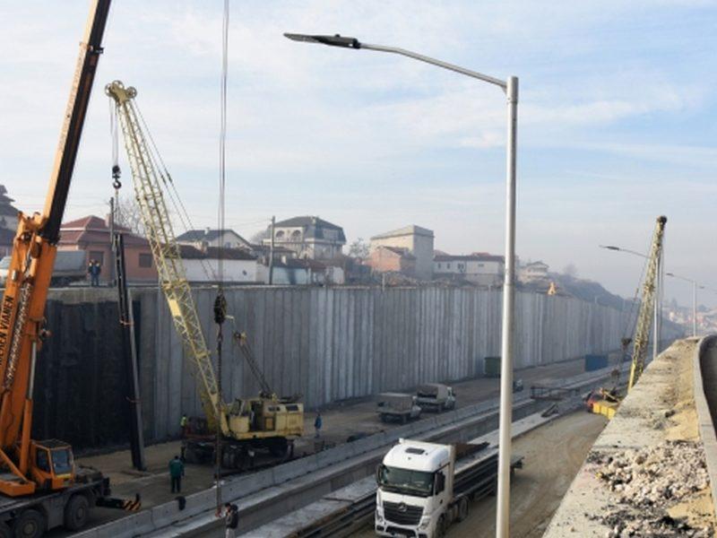 """Няколко седмици остават до края на ремонта на бул. """"В. Левски"""" във Варна"""