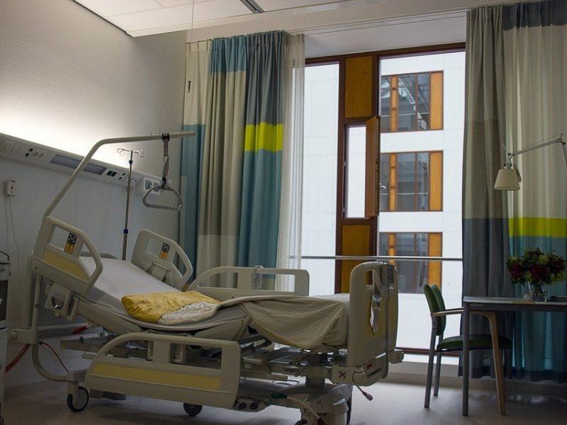 Почина детето, паднало от третия етаж на болница във Варна