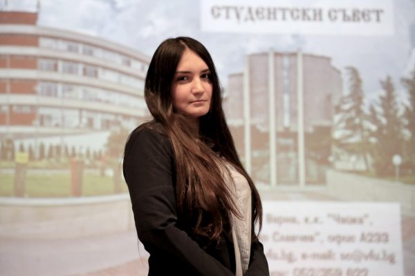Студентският съвет на Варненския свободен университет с нов председател