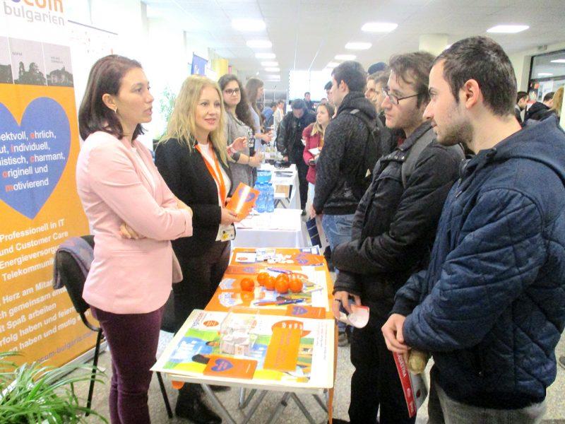 """Има глад за инженери и много възможности за реализация потвърди второто издание на кариерния форум """"ЗаЕдно в бъдещето"""" на ТУ – Варна"""