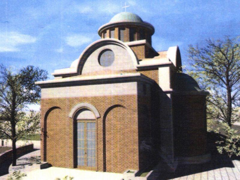 Боголюбиви християни започват изграждане на храм, посветен на Свети Йоан Рилски във Варна