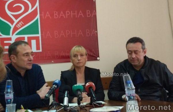 """Медийни бомби във Варна! За 10 г. станахме бедна турска провинция. Йончева, Станишев и Гуцанов в """"тройката"""" за евровота"""