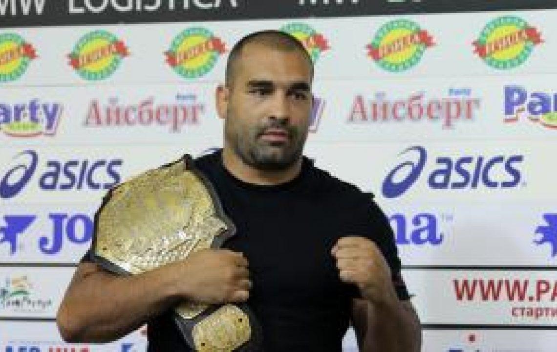 Багата: Усещах подкрепата на цяла България