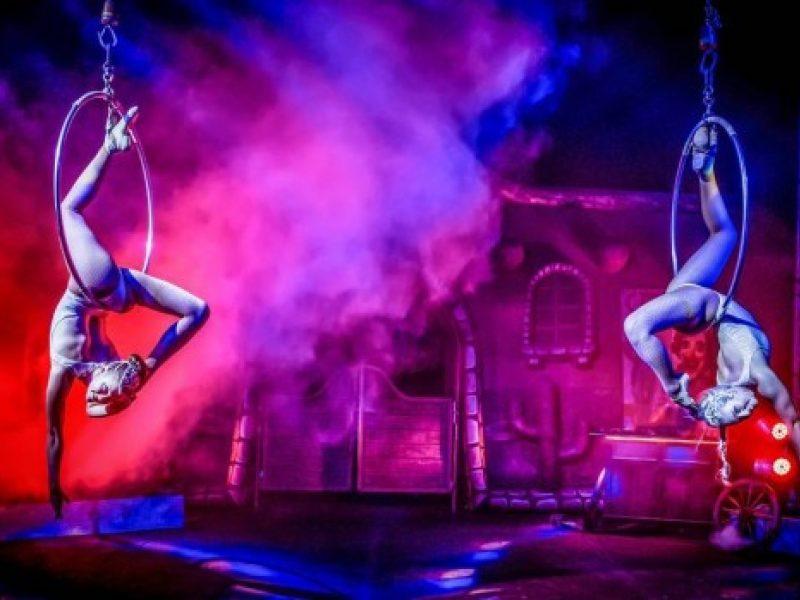 За първи път във Варна: Безплатно нощно цирково шоу