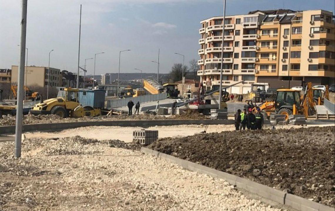 """Шефът на """"Хидрострой"""": Работим на пълни обороти, новият бул. """"Левски"""" ще е готов до края на април"""