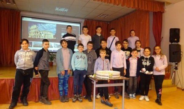 """Ученици от СУ """"Гео Милев"""" на визита в Испания по """"Еразъм+"""""""