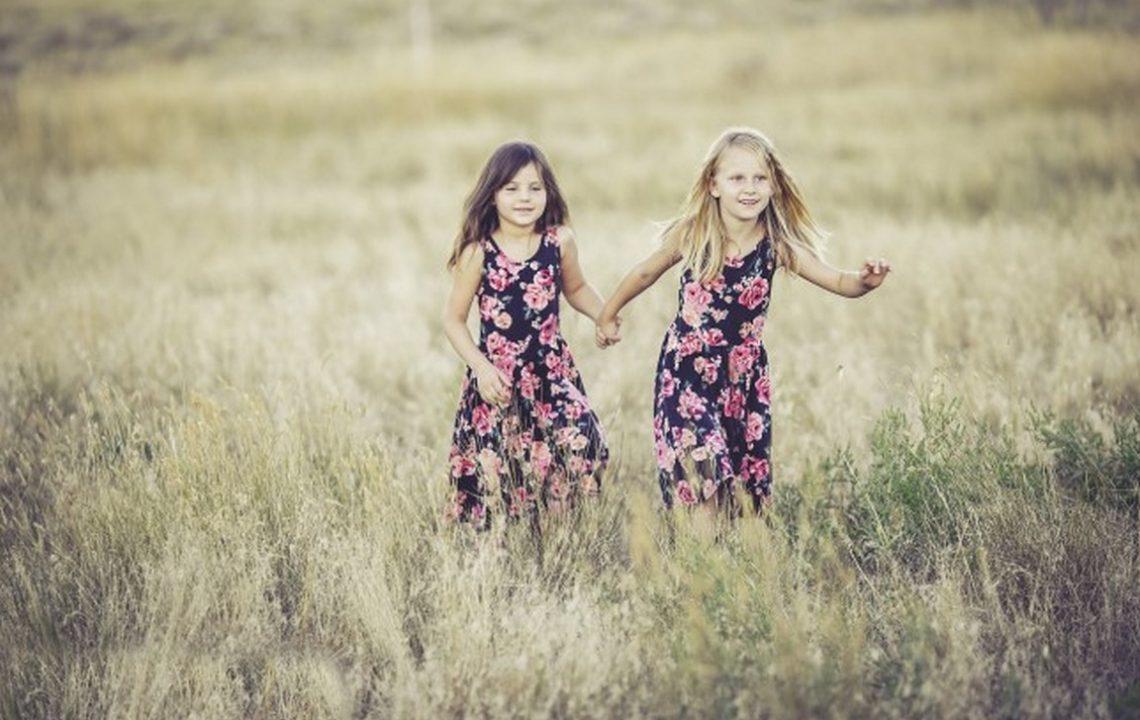 Сестрата е повече от приятел, тя е половината ви сърце